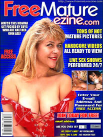 naked older women, 100% free mature women ezine