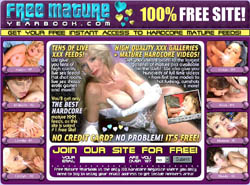 naked grannies 100% free ezine, no credit card needed